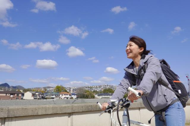 自転車通勤で汗の臭いが気になる時の対処法 周囲へのエチケットも大切に!