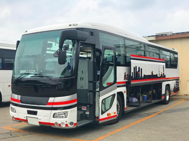 高速バスで荷物を断られたことがある?大きい場合は?二つだとOK?